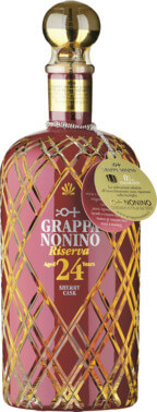 Grappa Riserva aged 24 years Sherry cask